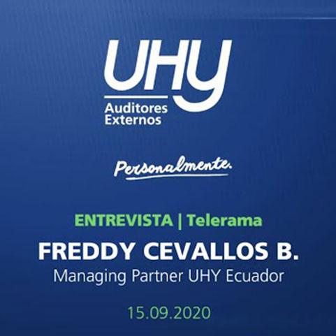 Entrevista: Freddy Cevallos B